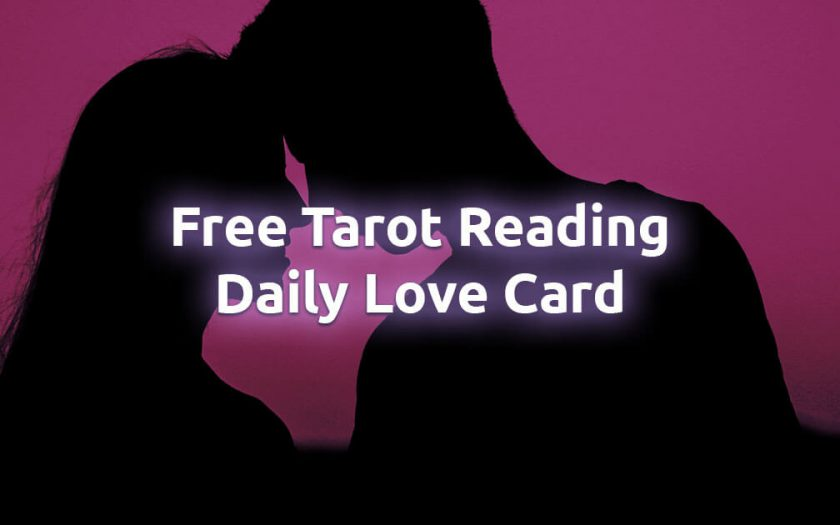 Your Free Daily Love Tarot Card Reading - Fortune Telling Online